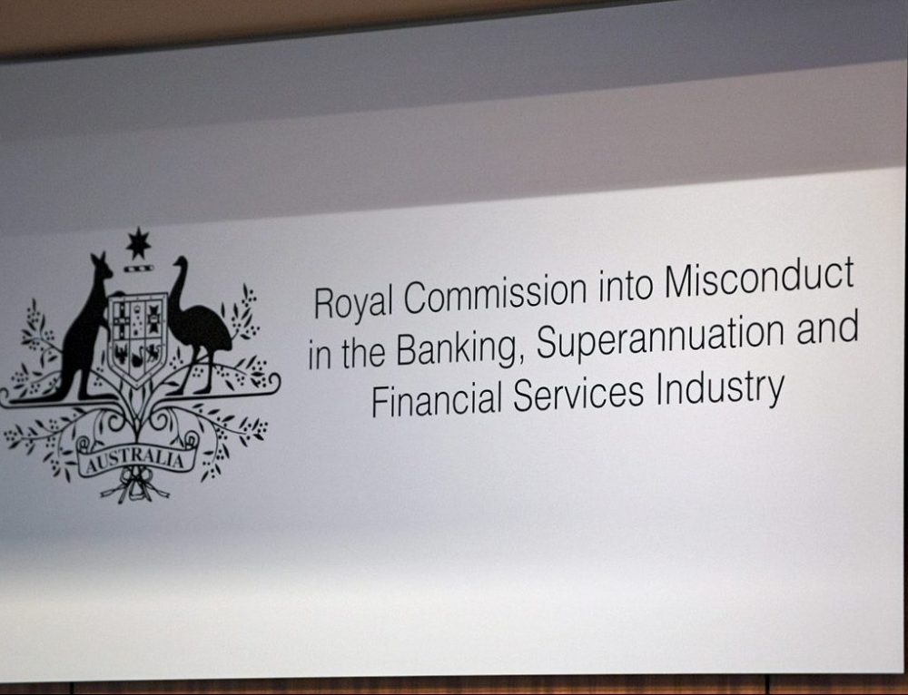 The Royal Commission – A truly independent financial advisory perspective!